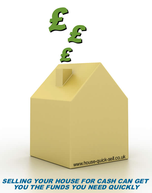 Selling your house via a specialist can release equity quickly