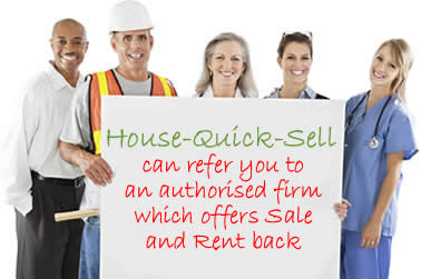 HQS refers you for Sell and Rent Back