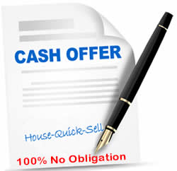 Sell home for cash with our immediate no obligation offer