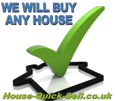 We will buy your house for cash - ANY flat, home or property!